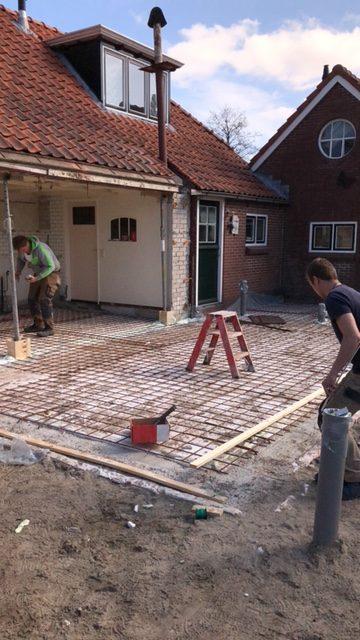Aanbouw